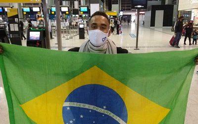 Gabriel F from Sao Paulo